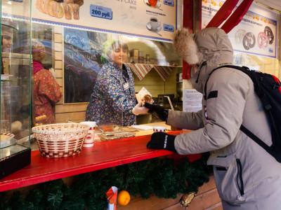 ГУМ - Ярмарка на Красной площади